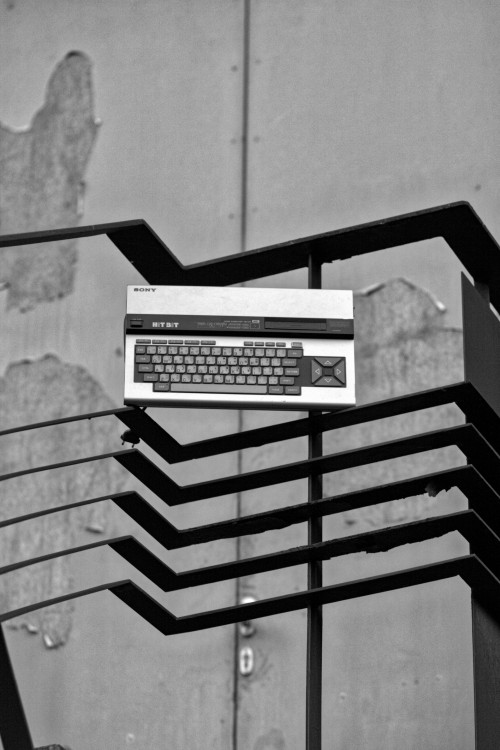Sony HitBit HB55P MSX
