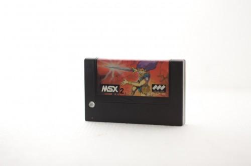 Soper Tritorn MSX2 Sein Soft 1986