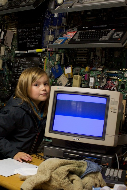 She wants a C64 for christmas. What do I have done wrong?