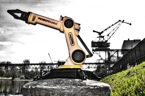 SVI QuickShot RobotArm MSX