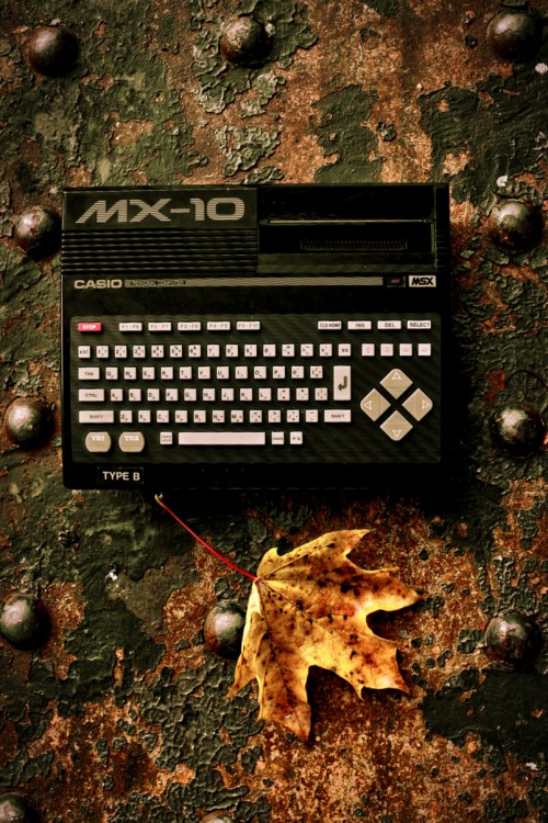 Casio MX-10 MSX