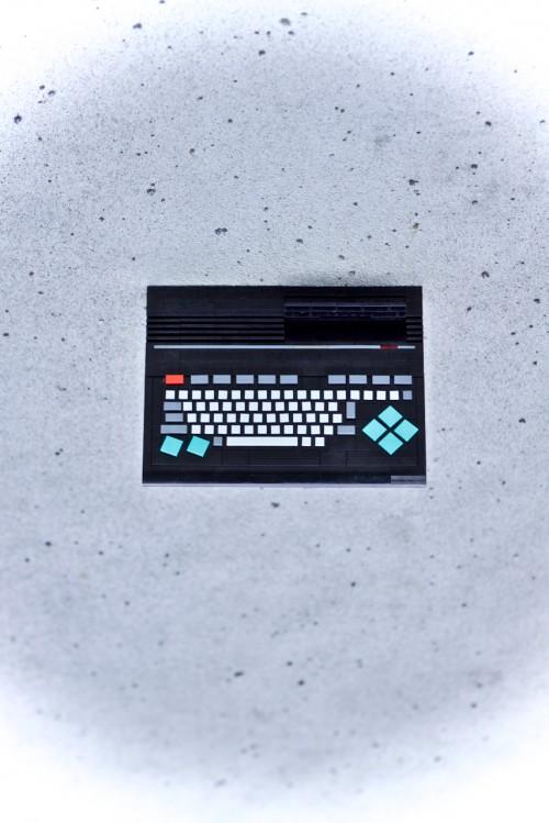 LEGO Casio MX-101 MSX