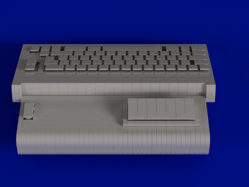 LEGO case MSX