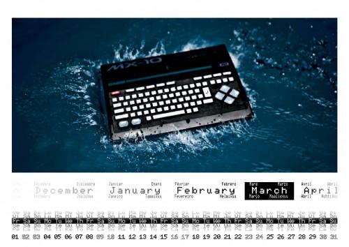 03 march 2019 calendar