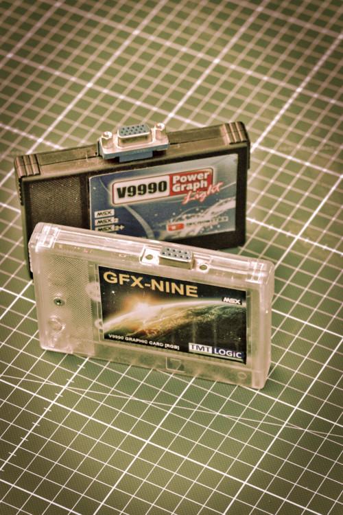 GFX-nine Powergraph lite MSX