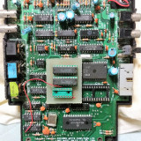 My-Music-Module-PCB-without-Music-Box-rom-and-probably-with-upgrade