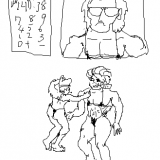 kaz-Snake-and-Big-Boss-in-microkini