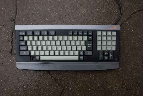 Philips NMS 80X0 Keyboard