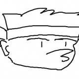 simplified-solid-snake-face
