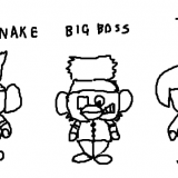 chef-drawing-style-snake-and-big-boss-and-takky
