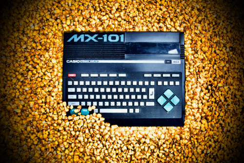 Casio MX10 MSX