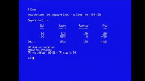 SofaRun6.0 FlashJacks1.7.1 TPA memory issue
