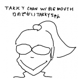 takky-chan-with-big-mouth